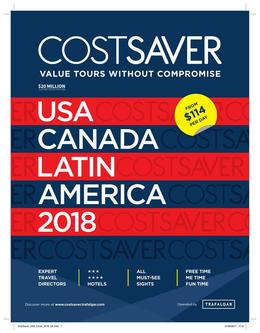 CostSaver North America 2018