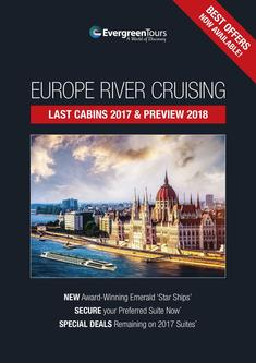 Europe Cruising - Last Cabins 2017 & Preview 2018