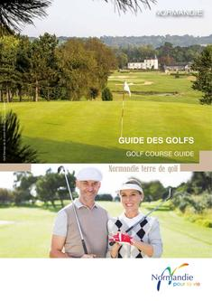 Golf Course Guide 2015/2016