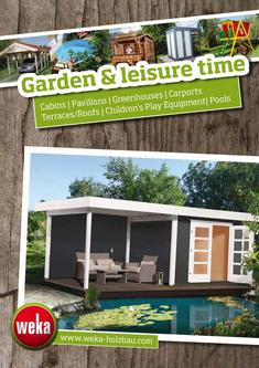 Garden & leisure time valid from 01/2013