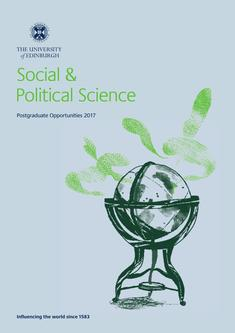 Social and Political Science 2017