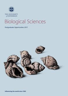 Biological Sciences 2017