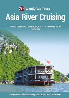 Asia River Cruising 2016/2017