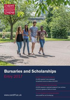 Scholarships and bursaries 2017
