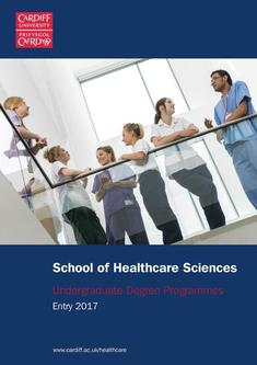 Healthcare Sciences 2017