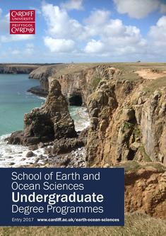 Earth & Ocean Sciences 2017
