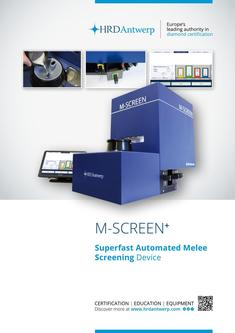 M-Screen Brochure