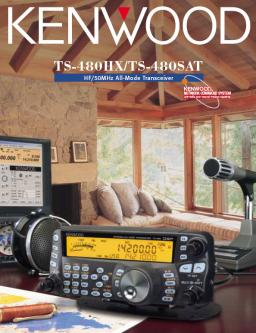 TS-480HX/TS-480SAT HF/50MHz All-Mode Transceiver