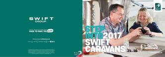 Swift Caravans 2017