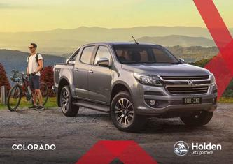 Holden Colorado 2017
