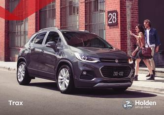 Holden Trax 2017