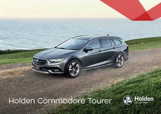 Holden Commodore Tourer 2018
