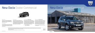 Dacia Duster Commercial July 2016