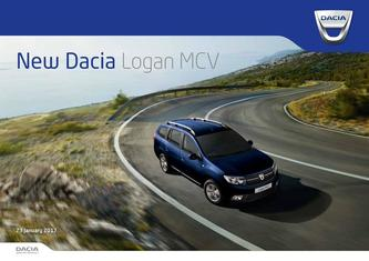 Dacia New Logan MCV 2017