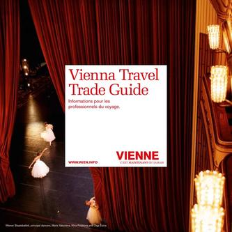 Vienna Travel Trade Guide 2017 (French)