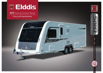 Elddis Price List 2015