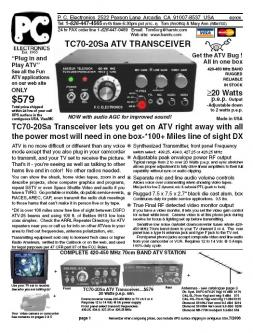 2006 ATV Catalogue