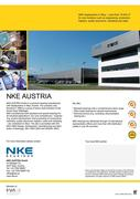NKE bearings for electrical machines 2017