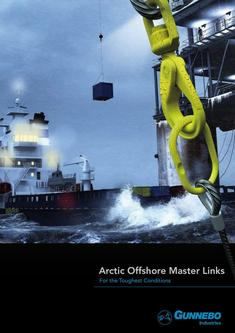 Arctic Offshore Master Links 2017