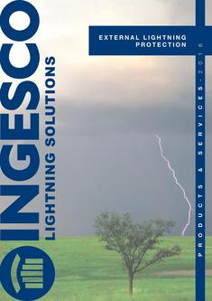 External lightning protection 2017