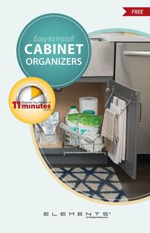 2017 11 Minute Kitchen Organizers