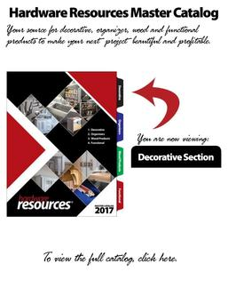 2017 Decorative Products