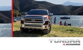2016 Tundra Accessories