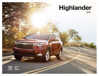 2016 Highlander (Spanish)