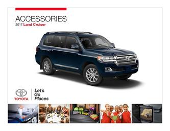 Land Cruiser Accessories 2016