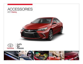 Camry Accessories 2017