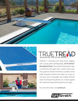 TrueTread Diving Boards 2017