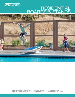 Diving Boards + Stands 2014