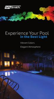 Experience Your Pool in the Best Light - Lights only 2017