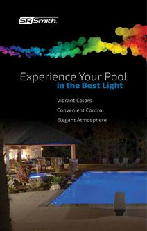 Experience Your Pool in the Best Light- lights and controls 2019