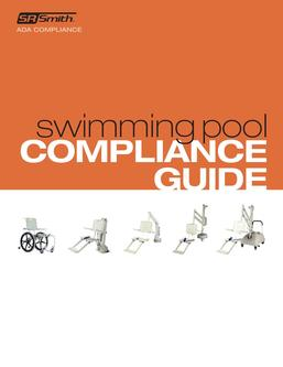 ADA Swimming Pool Compliance Guide 2013