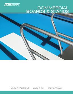 Commercial Diving Boards & Stands 2017