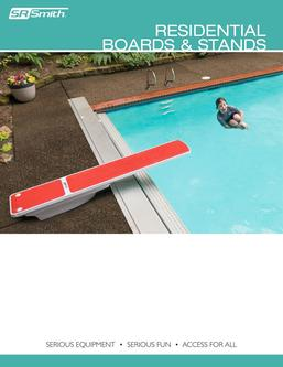 Diving Boards + Stands 2018