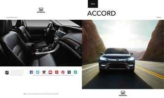 Honda Accord 2016 (Spanish)