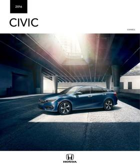 Honda Civic 2016 (Spanish)