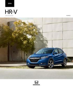Honda HR-V 2016 (Spanish)