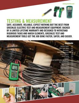 2015 Test & Measurement