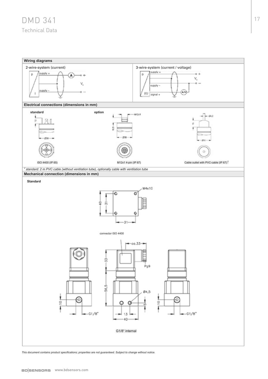 Page 14 Of Differential Pressure Transmitter 2017 Ct Wiring Diagram P 28
