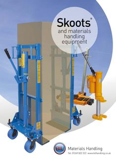 Skoots® and materials handling equipment 2016