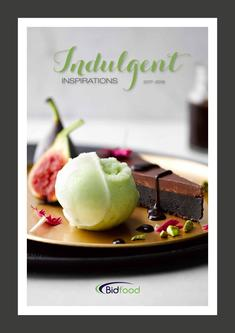 Indulgent Inspirations 2017