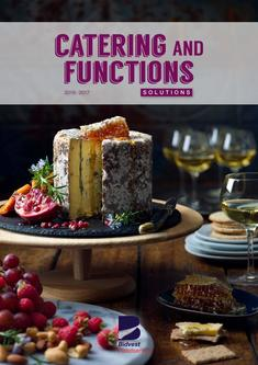 Catering & Functions Solutions 2016