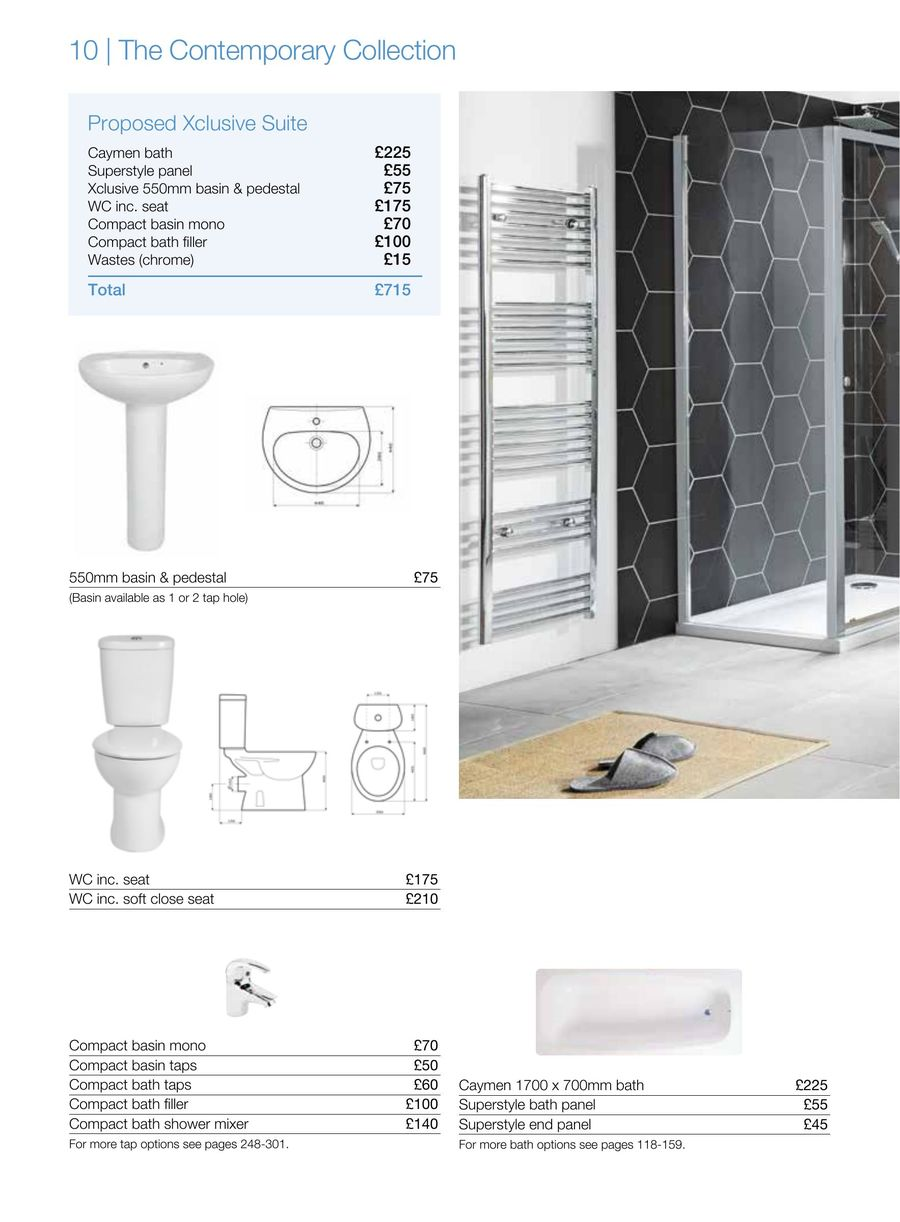 Frontline Brochure 2017 by Frontline Bathrooms
