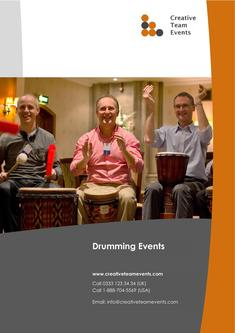 Drumming-events 2017