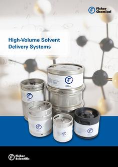 High-volume Solvent Delivery System 2017