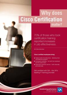 Cisco Certification 2017