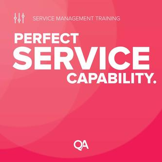 Service Management Training 2017